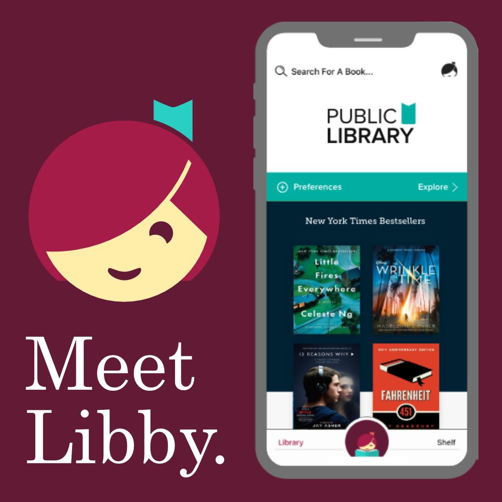 Libby Digital Library