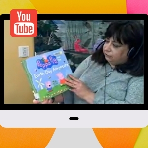YouTube Storytime with Ann